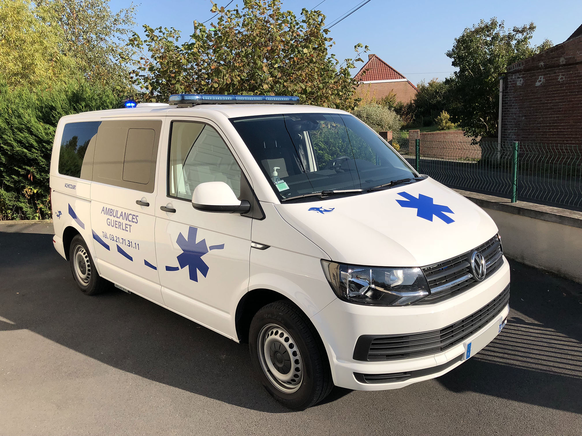 L'ambulance des Ambulances Guerlet